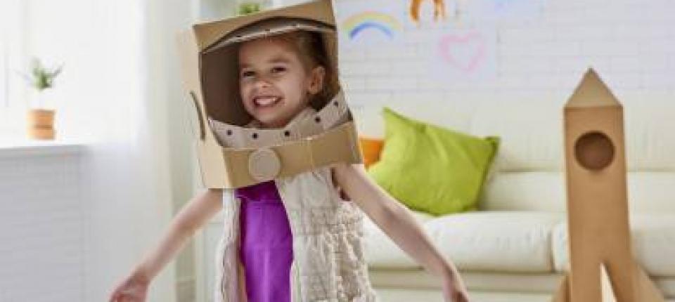 Geleceği Çocukların Hayalleriyle İnşa Etmek